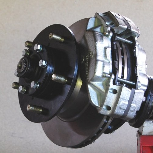 Heystee power brake conversion