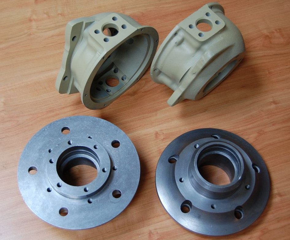 Heystee Automotive disc brake castings