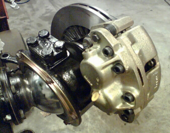 Heyatee power brake conversion