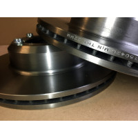 Disc Set - Front Vented (FTC902)