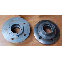 Disc brake adapter kit - Land Rover rear